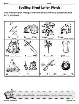 Spelling Pattern Variations (CCSS RF.2.3e)