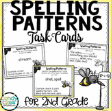 Spelling Patterns Task Cards