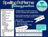 Spelling Patterns Reading Fluency