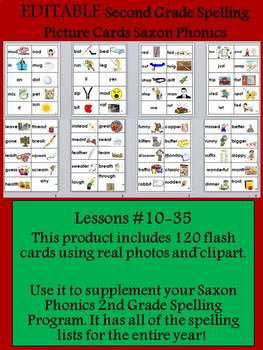 Spelling Picture Cards Saxon Phonics Set 1 By Heavenly Thoughts