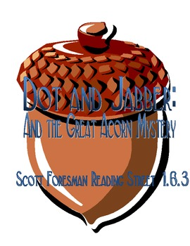 Dot and Jabber - Scott Foresman Spelling Practice Grade 1