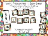 Spelling Practice Easter Edition/Reading/Blending Words/Ph