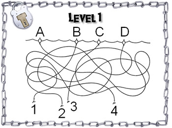 Spelling Practice Game: Vocabulary Escape Room - ELA