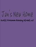 Jan's New Home - Scott Foresman Spelling Practice Grade 1