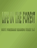 Life in the Forest - Scott Foresman Spelling Practice Grade 1