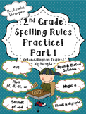 2nd Grade Spelling Rules Practice Part 1: Orton-Gillingham Inspired