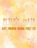 Peter's Chair - Scott Foresman Spelling Practice Grade 1
