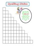 Spelling Practice - Spelling Stairs