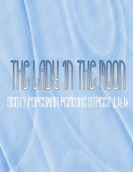 The Lady in the Moon - Scott Foresman Spelling Practice Grade 1