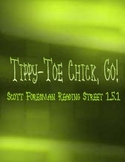 Tippy-Toe Chick, Go! - Scott Foresman Spelling Practice Grade 1