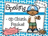 Spelling -op Chunk Packet
