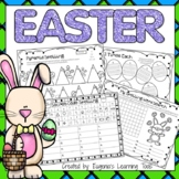 Easter Activities: Spelling Practice Printables