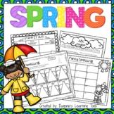 Spring Activities: Spelling Practice Printables