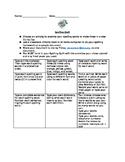 Spelling Quilt for on Line Homework Practice