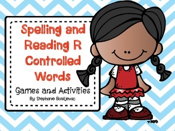 Spelling R Controlled Words
