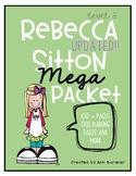 Spelling - Rebecca Sitton Grade 3 - MEGA Pack - Skill Buil