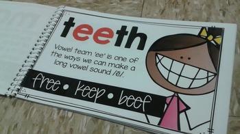 Spelling Review Flip Books: Part 2 {First Grade}