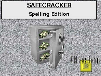 Spelling Review: Safecracker (PPT Game)
