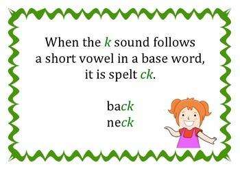 Spelling Rule 10 Week Term Program