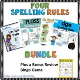 Spelling Rule Bundle Orton-Gillingham