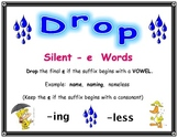 Spelling Rule Drop the silent e