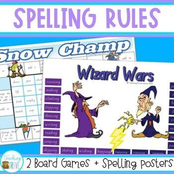 Spelling Games for Spelling Rules