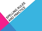 Spelling Rules PowerPoint
