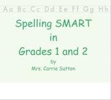 Spelling SMART in Grades 1 and 2: SMARTNotebook