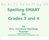 Spelling SMART in Grades 3 and 4 - PowerPoint