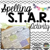 Spelling STAR- Spelling Homework Practice