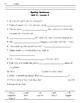 Spelling Sentences Unit 5 - Lessons 1-5 (Imagine It! Second Grade)