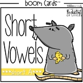 Spelling Short A Words