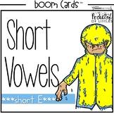 Spelling Short E Words