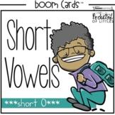 Spelling Short O Words