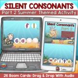 Spelling Silent Consonants Boom Digital Cards (part 2)