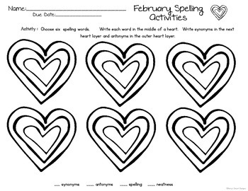 Spelling Simplified: Activities for Any List JanFeb