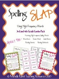 Spelling Slap - 3rd and 4th Grade Combo Game Pack -High Fr