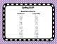 Spelling Slap game - le ending pattern