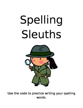 Spelling Sleuths