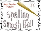 Spelling Smash Ball