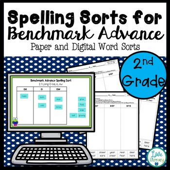 Spelling Sorts for Benchmark Advance