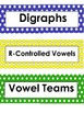 Spelling Sound Cards - Polka Dots
