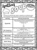 Spelling Soup