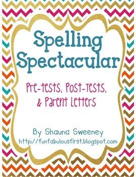 Spelling Spectacular