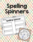 Spelling Spinners