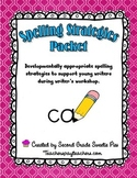 Spelling Strategies Packet: Spelling support for young writers