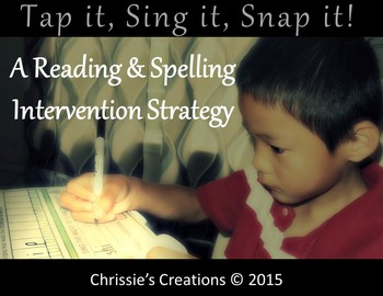 Spelling and Reading Intervention