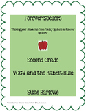 Spelling - Syllable Division VCCV and the Rabbit Rule - 2nd Grade
