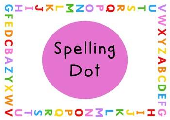 Spelling Tap Game - Spelling Practice