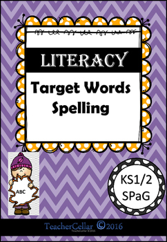 Spelling Target Words
